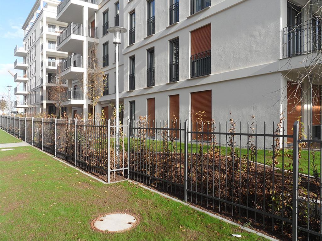 Moderne Zaunanlagen | ferrum-berlin.de