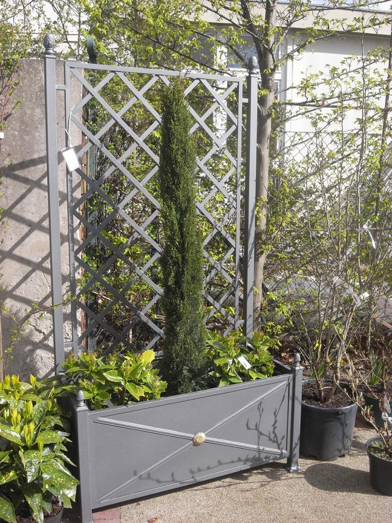 Pflanzengefäße & Rankgitter